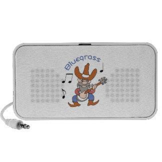 BLUEGRASS DEL BANJO iPod ALTAVOCES
