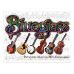 """""""Bluegrass - el 100% Americano-Hecho """" Postal"""