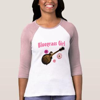 """""""Bluegrass Girl"""" Jersey T~shirt SIZE: Large (PINK)"""