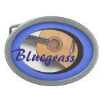 Bluegrass Hebilla De Cinturón Oval