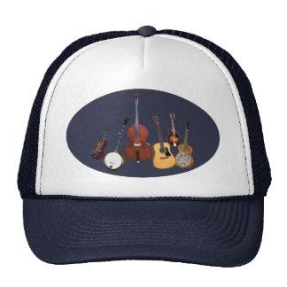 BLUEGRASS INSTRUMENTS-HAT