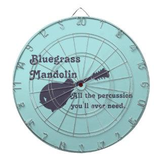Bluegrass Mandolin - All the Percussion You Need Dart Board