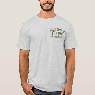 Bluegrass Music T Shirt