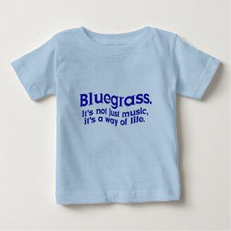 Bluegrass: Not Just Music, a Way of Life Baby T-Shirt