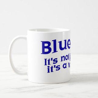 Bluegrass: Not Just Music, a Way of Life Coffee Mug