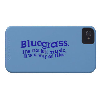 Bluegrass: Not Just Music, a Way of Life iPhone 4 Case-Mate Case