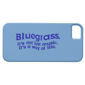 Bluegrass: Not Just Music, a Way of Life iPhone SE/5/5s Case