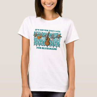 Bluegrass Skeletons T-Shirt