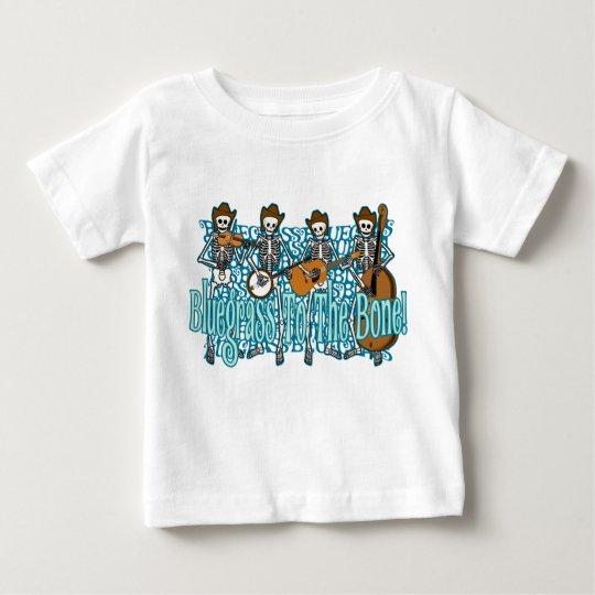 Bluegrass To The Bone! Baby T-Shirt