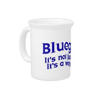 Bluegrass Way of Life Pitchers