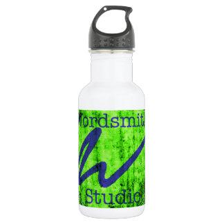 Bluegreen WSS Logo Stainless Steel Water Bottle