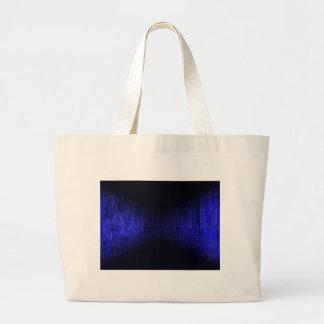 bluehorizon - electronic circuit board tote bags