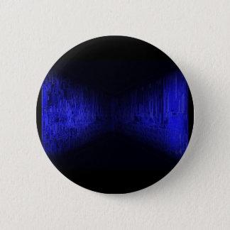 bluehorizon - electronic circuit board pinback button