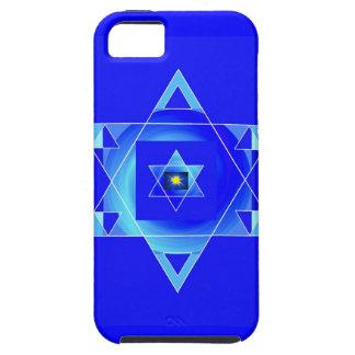 Blueish illusion iPhone 5 case