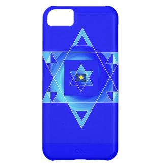 Blueish illusion iPhone 5C cases