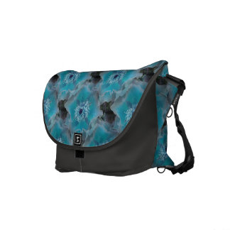 Blueish - Messenger Bag