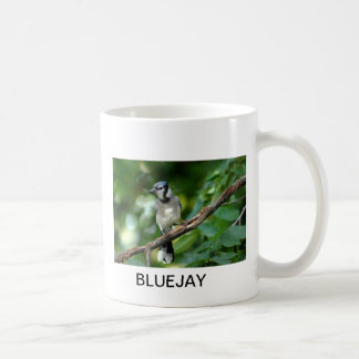 BLUEJAY COFFEE MUG