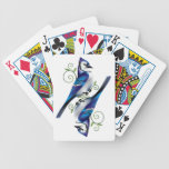 Bluejay Day Bicycle Playing Cards