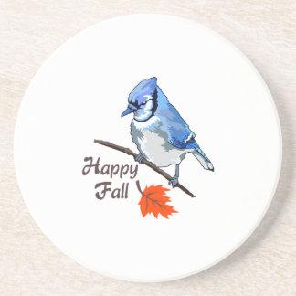 Bluejay Happy Fall Coaster