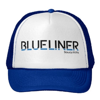 Blueliner Hockey Trucker Hat