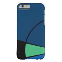 Bluemore moderno funda de iPhone 6 barely there