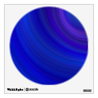 Blueness Wall Decal