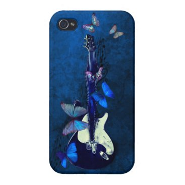 Bluenotes Case For iPhone 4