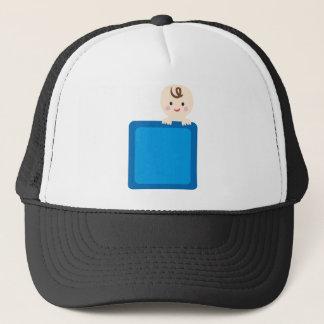 BluePABooP12 Trucker Hat