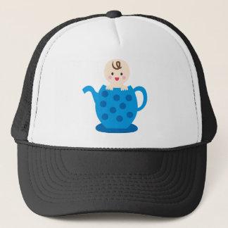 BluePABooP9 Trucker Hat