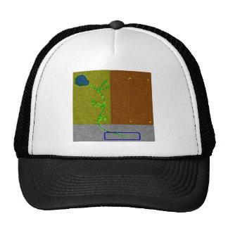BluePlant Mesh Hats