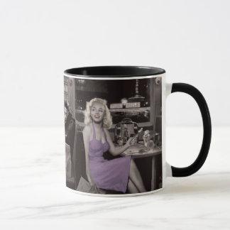 Blueplate Mug