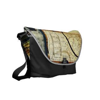 Blueprint of Gear Courier Bags