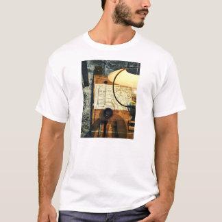Blueprint of Gear T-Shirt
