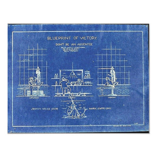 Blueprint Of Victory, Don't Be An Absentee Card