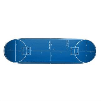 Blueprint Custom Skateboard