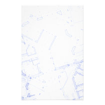 Blueprints Stationery