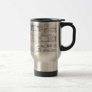 Blueprints Travel Mug