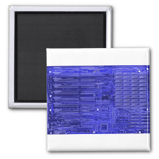 blueray - electronic circuit board fridge magnets