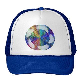 Blueray Spectrum : Circular Sparkle Breaker Trucker Hat