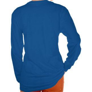 Blues411 Ladies Long Sleeve Slogan Shirt
