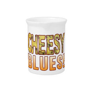 Blues Blue Cheese Beverage Pitcher