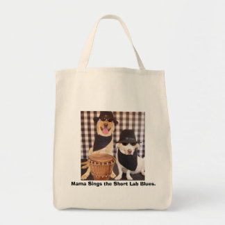 Blues Brothers Labs Tote Bags