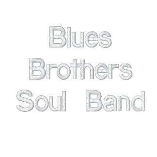 Blues BrothersSoul Band Embroidered Polo Shirt