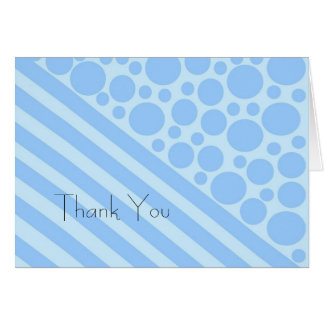 Blues Card Note Card