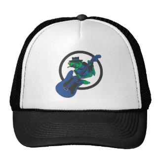 Blues Frog Trucker Hat