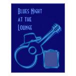 Blues Guitar Invitation