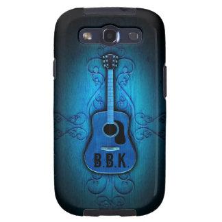 Blues Guitar Samsung Galaxy Case Galaxy SIII Case