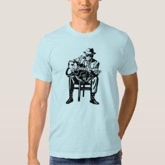 blues guitar soul man musicians tshirt