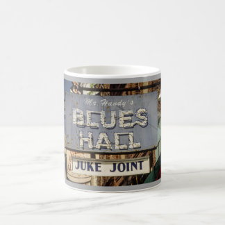 Blues Hall Coffee Mug