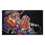blues harmonica posters